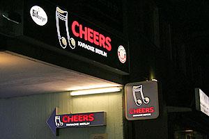 Cheers Karaoke Berlin